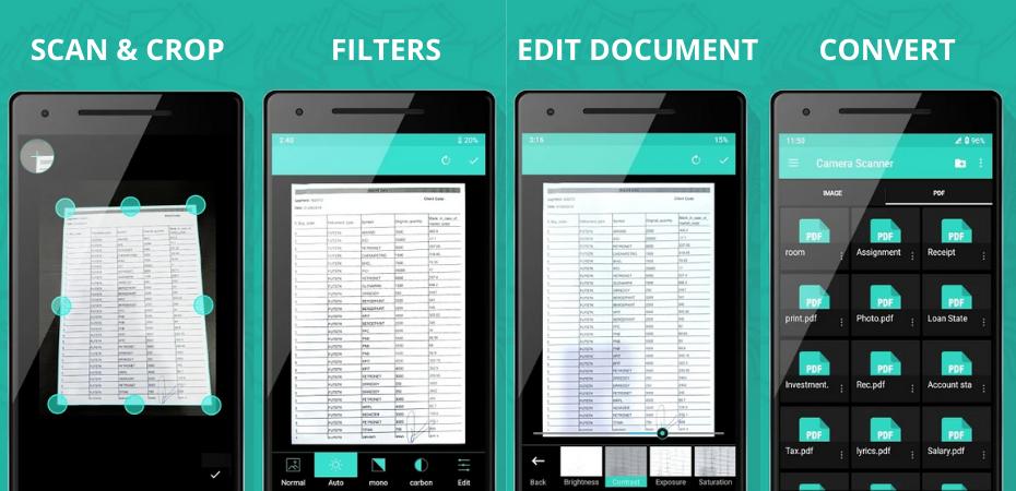 Camera Scanner Image Scanner - Top-10-CamScanner-Alternatives-Best-PDF-scanning-app