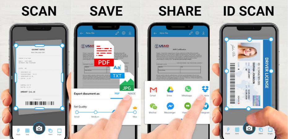 Scanner App To PDF - TapScanner - Top-10-CamScanner-Alternatives-Best-PDF-scanning-app