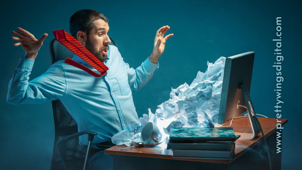 Bombarding Emails on Customers Email Mailing